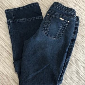 Jennifer Lopez Jeans Size 8S Boot Cut Med Wash
